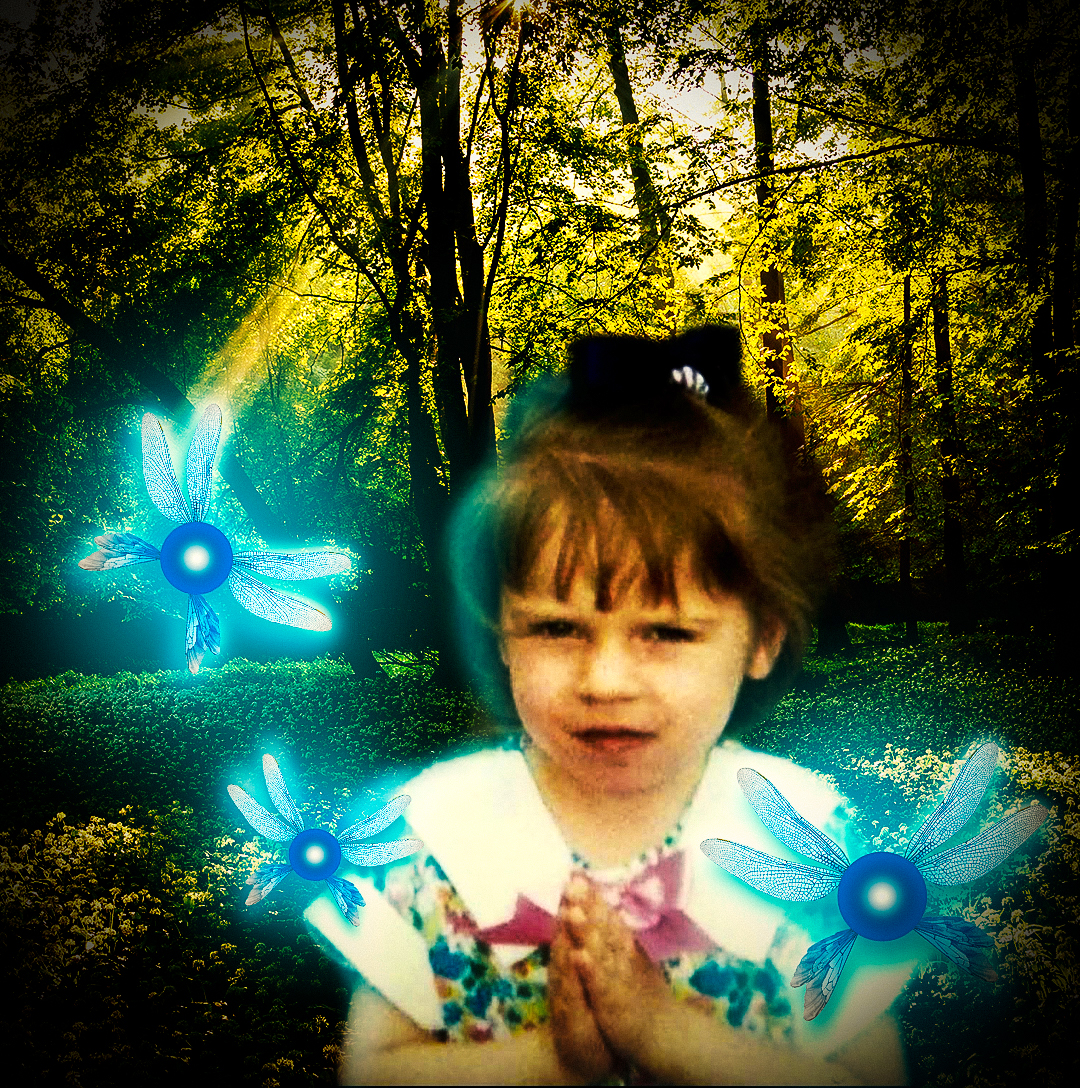 Ange and her Fairies
